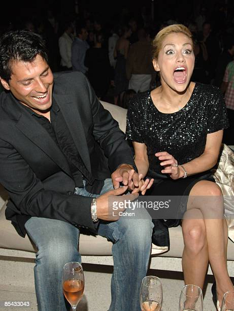 Joe Macaluso and Brittany Murphy
