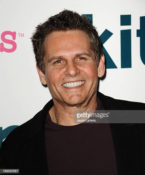 """Joe Maloof attends the launch party for """"OMG Cases"""" at Kitson on Roberston on August 8, 2012 in Beverly Hills, California."""