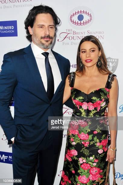 Joe Manganiello and Sophia Vergara attend The Brent Shapiro Foundation Summer Spectacular on September 7 2018 in Beverly Hills California