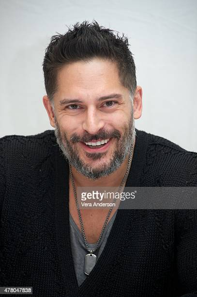 Joe Manganiello at the 'Magic Mike XXL' Press Conference at The London West Hollywood on June 19 2015 in West Hollywood California
