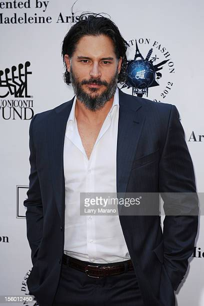 Joe Manganiello attends Destination Fashion 2012 To Benefit The Buoniconti Fund To Cure Paralysis at Bal Harbour Shops on November 10, 2012 in Miami,...