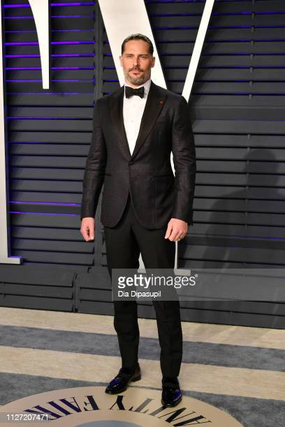 Joe Manganiello attends the 2019 Vanity Fair Oscar Party hosted by Radhika Jones at Wallis Annenberg Center for the Performing Arts on February 24,...