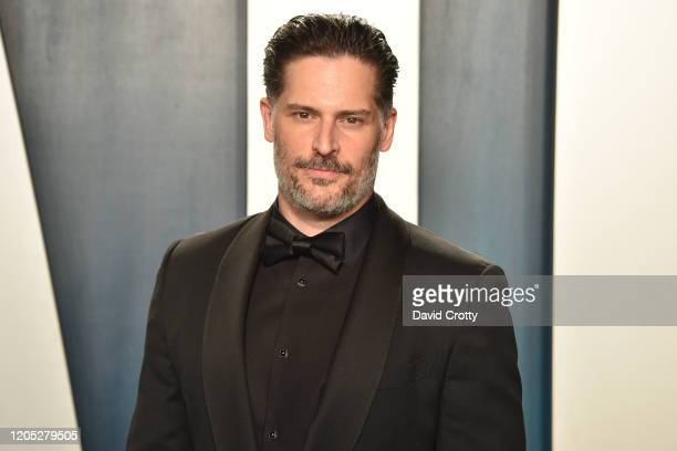 Joe Manganiello attends the 2020 Vanity Fair Oscar Party at Wallis Annenberg Center for the Performing Arts on February 09, 2020 in Beverly Hills,...