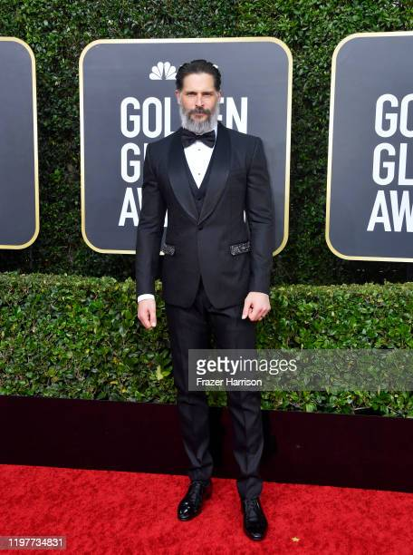 Joe Manganiello attends the 77th Annual Golden Globe Awards at The Beverly Hilton Hotel on January 05, 2020 in Beverly Hills, California.