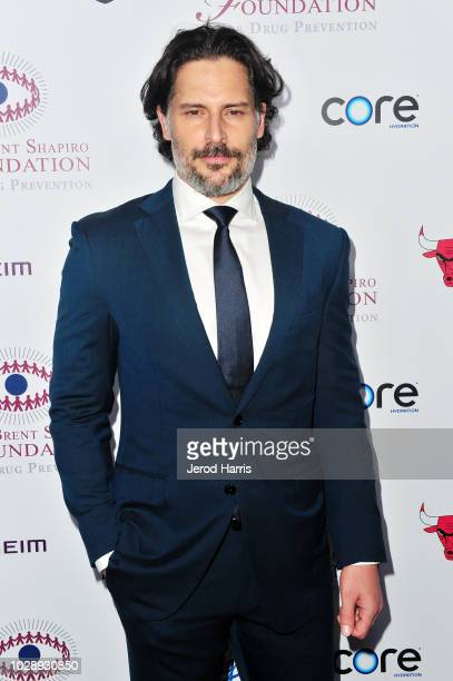Joe Manganiello attends The Brent Shapiro Foundation Summer Spectacular on September 7 2018 in Beverly Hills California