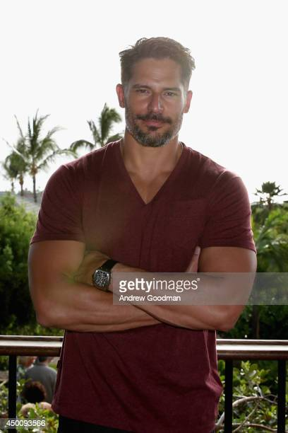 Joe Manganiello attends the Opening Night Reception for the 2014 Maui Film Festival at Wailea on June 4 2014 in Wailea Hawaii