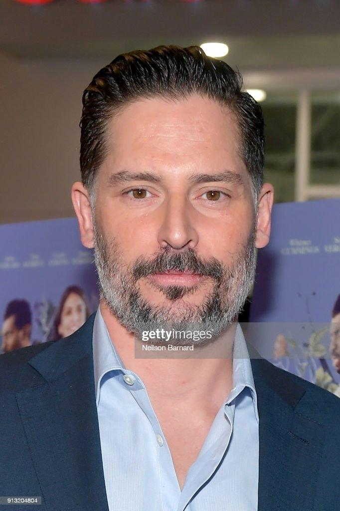 Joe Manganiello attends the premiere of IFC Films' 'The Female Brain' at ArcLight Hollywood on February 1, 2018 in Hollywood, California.