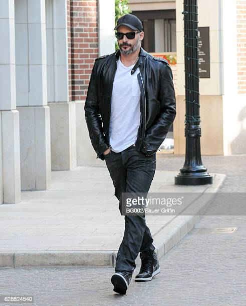 Joe Manganiello is seen on December 09 2016 in Los Angeles California