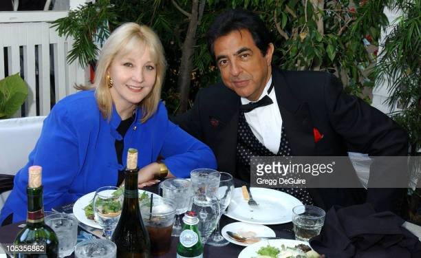 Joe Mantegna and wife Arlene during 6th Annual Pageant of the Masters Gala Benefit at Irvine Bowl Park in Laguna Beach California United States