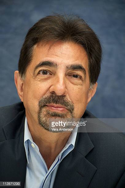 """Joe Mantegna at the """"Criminal Minds"""" press conference at the Four Seasons Hotel on April 9, 2010 in Beverly Hills, California."""