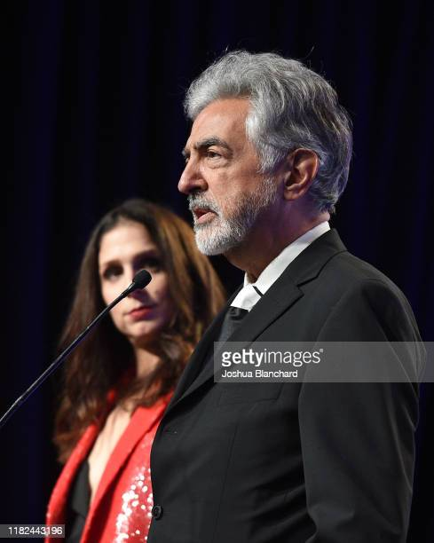 Joe Mantegna attends the 40th Annual Media Access Awards In Partnership With Easterseals at The Beverly Hilton Hotel on November 14, 2019 in Beverly...