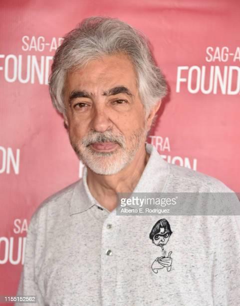 Joe Mantegna attends the SAG-AFTRA Foundation 10 Annual L.A. Golf Classic at Lakeside Golf Club on June 10, 2019 in Burbank, California.