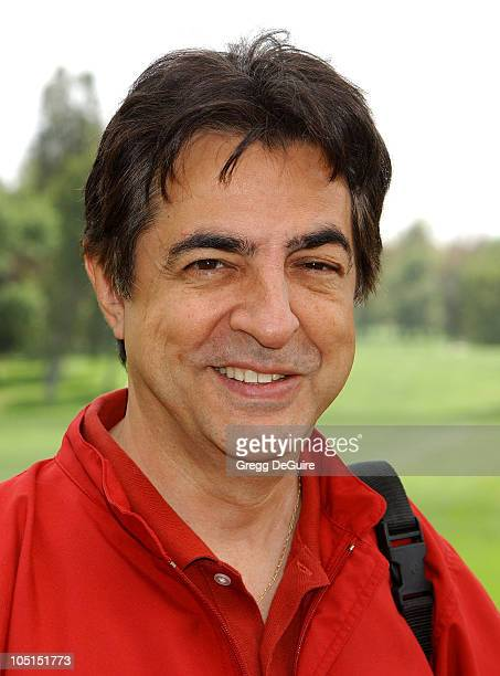 Joe Mantegna during 4th Annual Celebrity Golf Classic Hosted By The National Breast Cancer Coalition at Valencia Country Club in Valencia California...