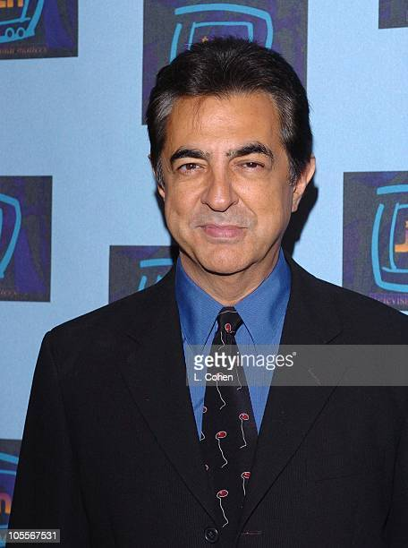 Joe Mantegna during JTN -2004 Vision Award Dinner at The Beverly Hills Hotel in Beverly Hills, California, United States.