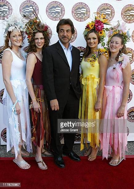 Joe Mantegna during The 8th Annual Pageant of The Masters Gala Benefit - Hosted by Teri Hatcher at Irvine Bowl Park in Laguna Beach, CA, United...