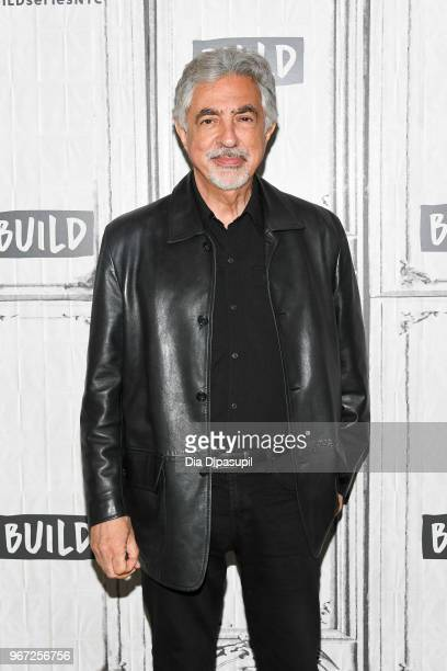 Joe Mantegna visits the Build Series to discuss Criminal Minds at Build Studio on June 4 2018 in New York City
