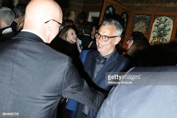 Joe Mantello attends the 10th Annual OM Tony Awards party at the Carlyle on June 10 2018 in New York New York