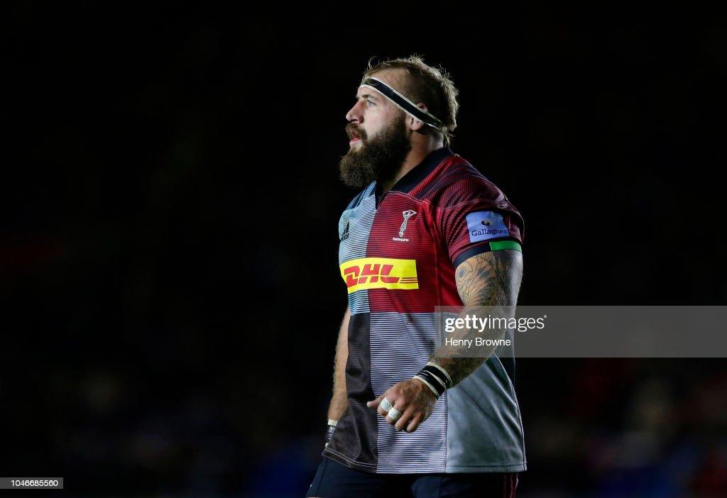 Harlequins v Saracens - Gallagher Premiership Rugby : News Photo