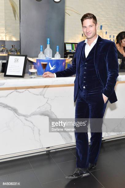 Joe McCanta attend the Creative Coalition's 2017 Spotlight Initiative Gala Awards Dinner hosted by the Nordstrom Supper Suite with Grey Goose Vodka...