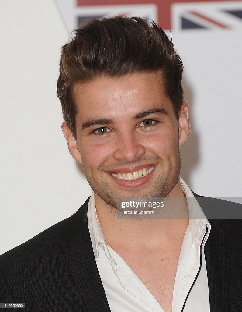 Joe McElderry attends the UK's Creative Industries Reception at Royal Academy of Arts on July 30, 2012 in London, England.