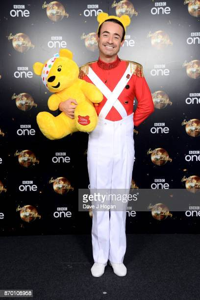 Joe McFadden attends the Strictly Come Dancing for BBC Children in Need photocall at Elstree Studios on November 4 2017 in Borehamwood England