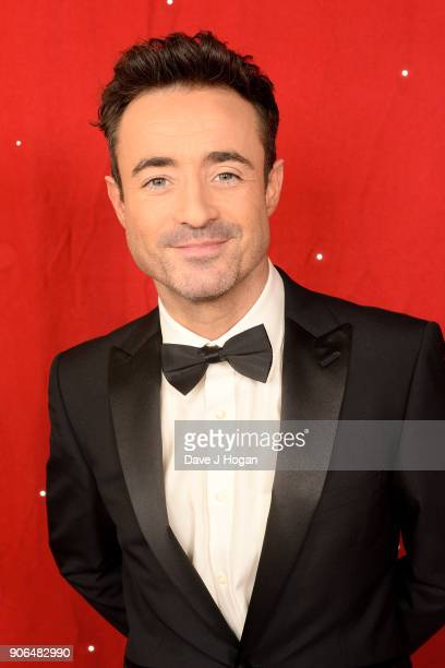 Joe McFadden attends the 'Strictly Come Dancing' Live photocall at Arena Birmingham on January 18 2018 in Birmingham England Ahead of the opening on...