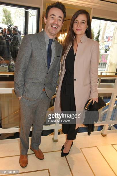 Joe McFadden attends the TRIC Awards 2018 held at The Grosvenor House Hotel on March 13 2018 in London England