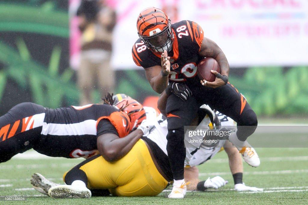 Pittsburgh Steelers v Cincinnati Bengals : Fotografia de notícias