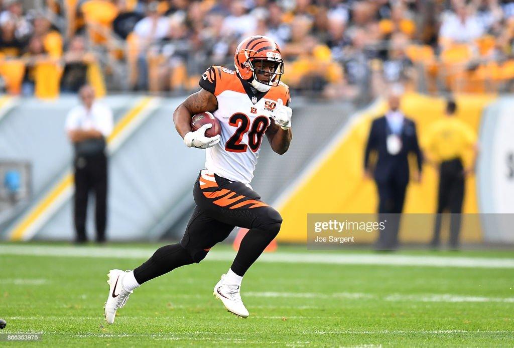 Cincinnati Bengals vPittsburgh Steelers