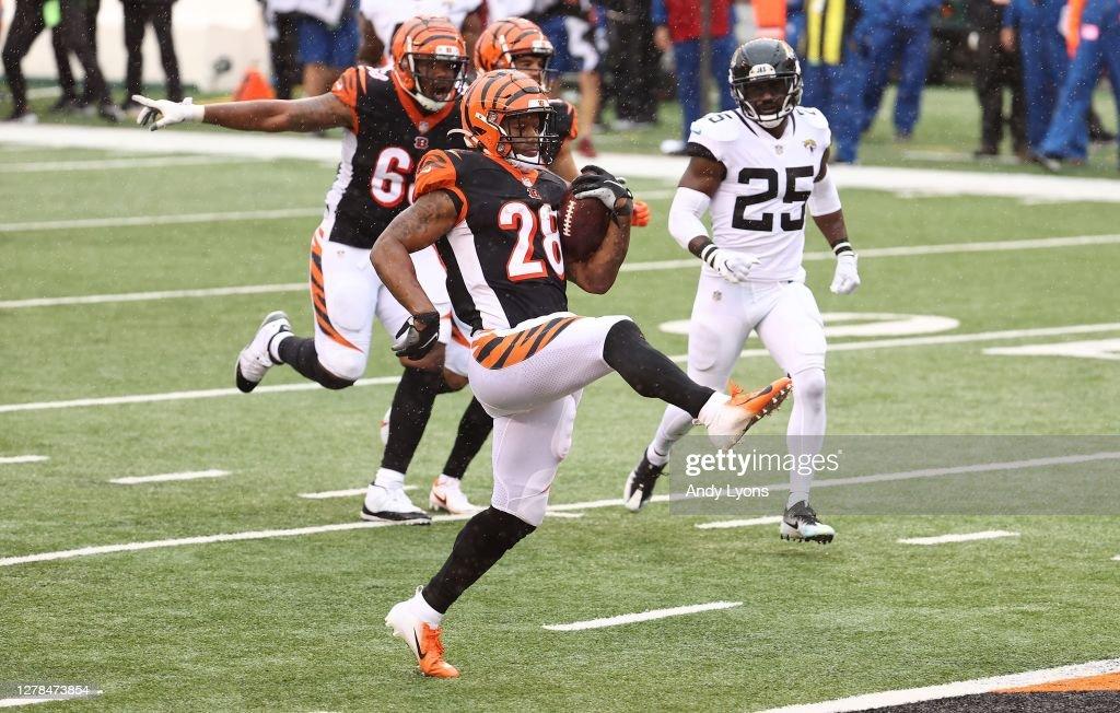 Jacksonville Jaguars v Cincinnati Bengals : News Photo