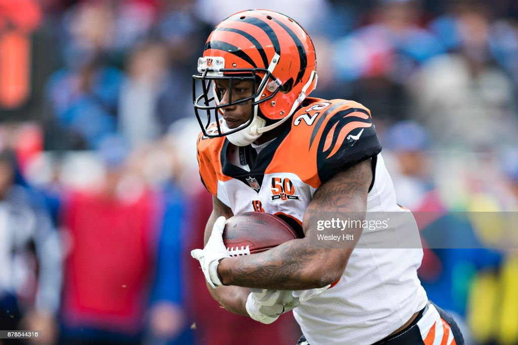 Cincinnati Bengals v Tennessee Titans : News Photo
