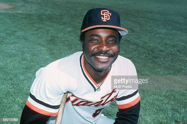 Joe Morgan of the San Francisco Giants poses for a portrait during a 1981 season game Joe Morgan played for the San Francisco Giants from 19811982