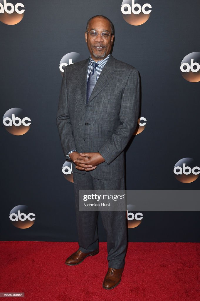 Joe Morton attends the 2017 ABC Upfront on May 16, 2017 in New York City.