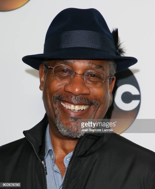 Joe Morton attends the Disney ABC Television Group Hosts TCA Winter Press Tour 2018 on January 8 2018 in Pasadena California