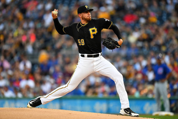 PA: Chicago Cubs v Pittsburgh Pirates