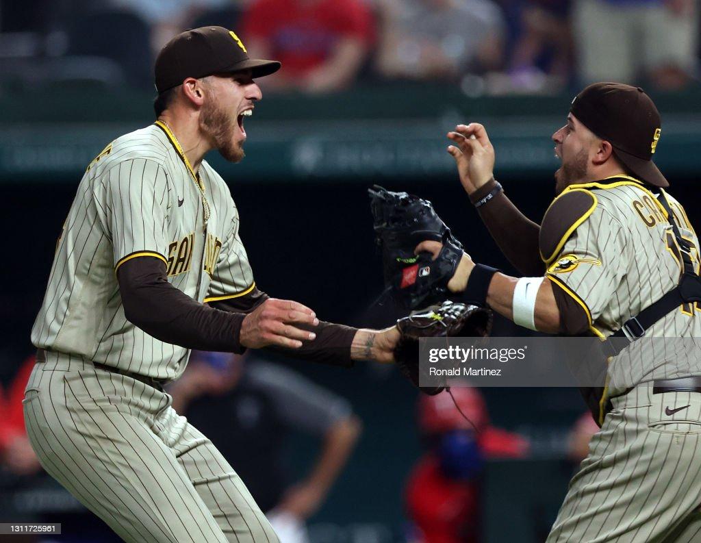 San Diego Padres v Texas Rangers : ニュース写真