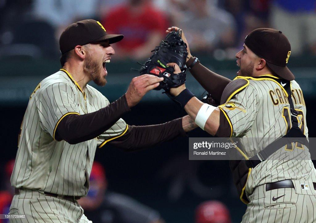 San Diego Padres v Texas Rangers : News Photo