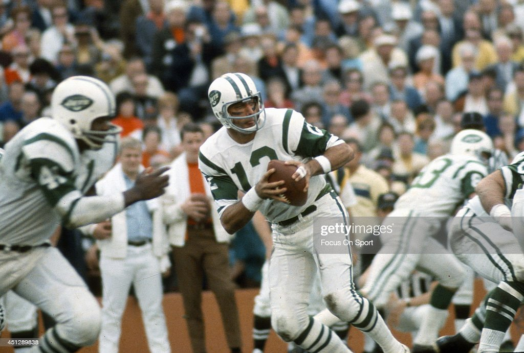 Super Bowl III - New York Jets v Baltimore Colts : News Photo