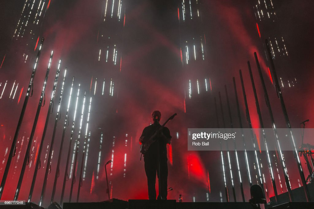 Alt-J Perform As Part Of The O2 Arena's 10th Birthday Celebrations