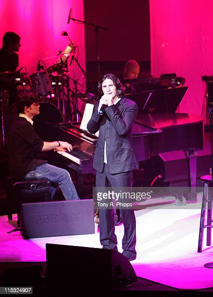 Joe Nichols during Broadway Meets Country AllStar Gala Benefit Concert CoHosted by Barbara Mandrell and Peter Gallagher at Tennessee Performing Arts...