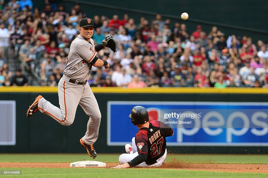 San Francisco Giants v Arizona Diamondbacks