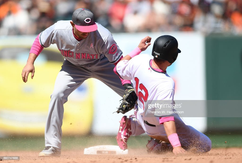 Cincinnati Reds v San Francisco Giants : News Photo