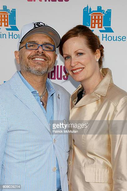Joe Pantoliano and Nancy Sheppard attend ArtHAUS FOR FOUNTAIN HOUSE Sale of Photographs by FRANCESCO SCAVULLO to Benefit People with Mental Illness...