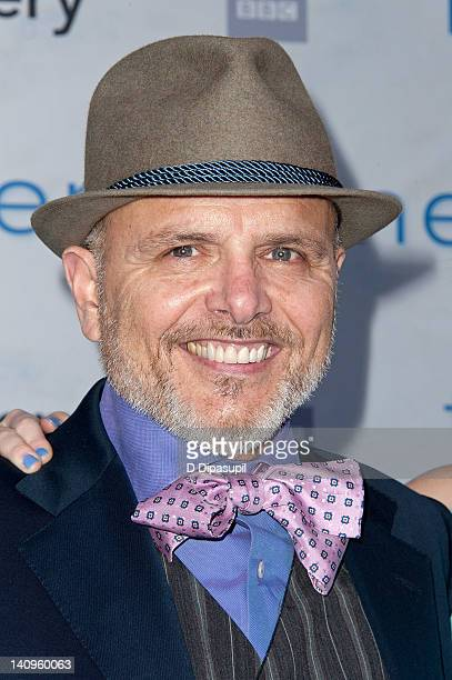 """Joe Pantoliano attends the """"Frozen Planet"""" premiere at Alice Tully Hall, Lincoln Center on March 8, 2012 in New York City."""