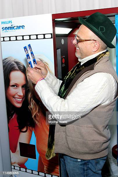 Joe Pantoliano during 2007 Park City Philips Lounge at Village at the Lift Day 1 at Philips Lounge in Park City Utah United States