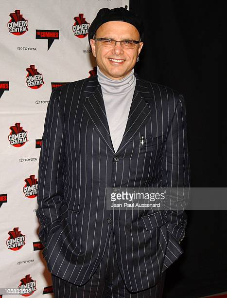 Joe Pantoliano during Comedy Central's First Annual Commie Awards Arrivals at Sony Studios in Culver City California United States
