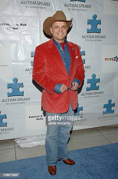 Joe Pantoliano during Concert for Autism Speaks Benefiting Autism Research at Frederick Rose Hall in New York April 9 2007 at Frederick Rose Hall at...