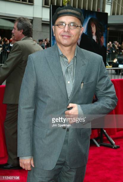 Joe Pantoliano during Harry Potter and the Chamber of Secrets New York Premiere Arrivals at The Ziegfeld Theatre in New York City New York United...