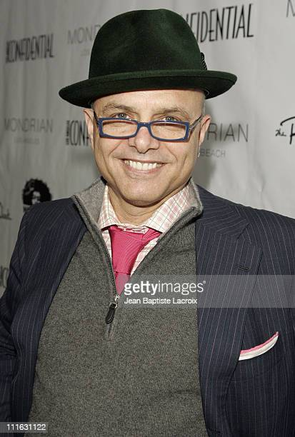 Joe Pantoliano during Los Angeles Confidential Magazine in Association with Morgans Hotel Group Celebrates the 2007 Oscars with Forest Whitaker Rob...