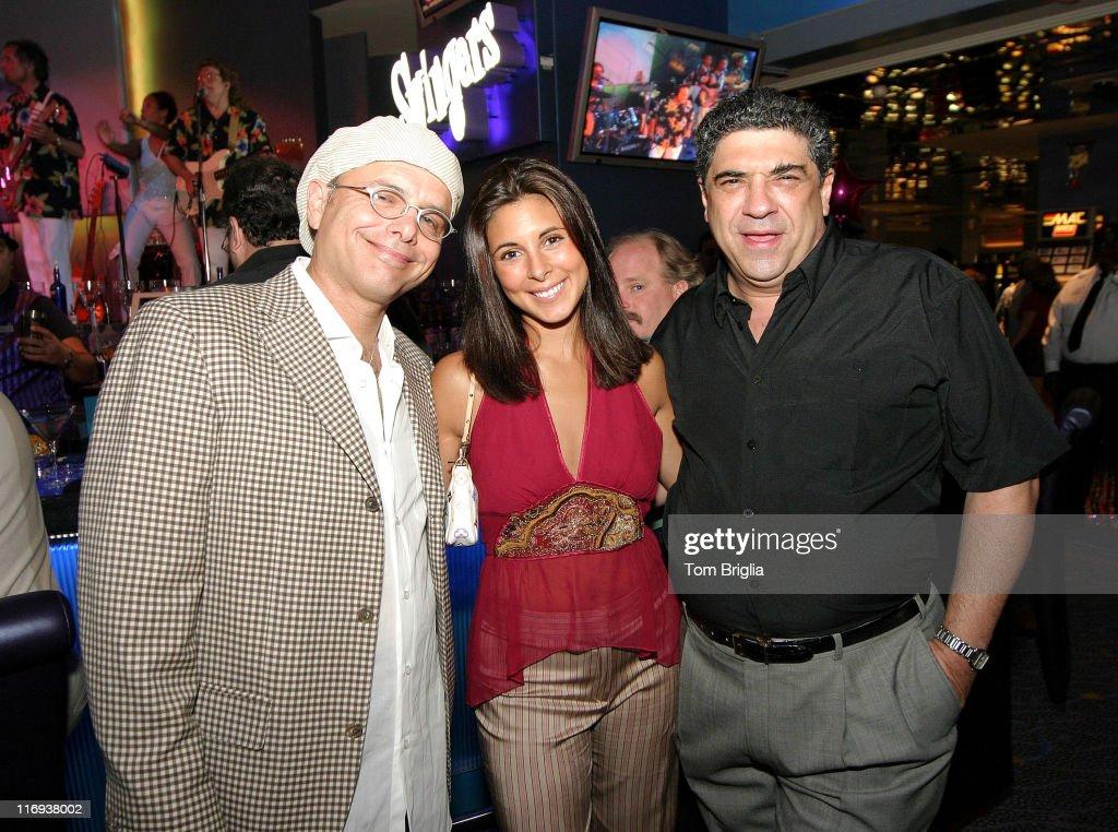 Joe Pantoliano, Jamie-Lynn Sigler, Vincent Pastore